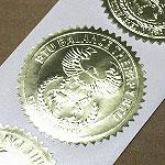 標章・認定証シール事例1